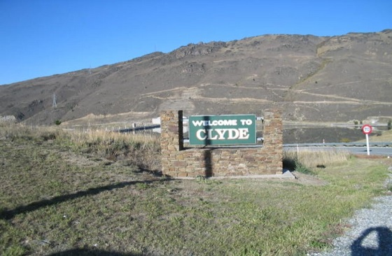 Clyde Reservoir, Central Otago