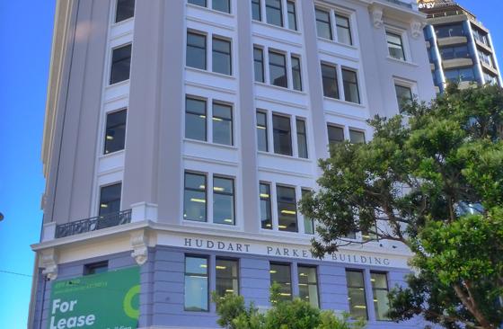 Huddart Parker Building, Wellington