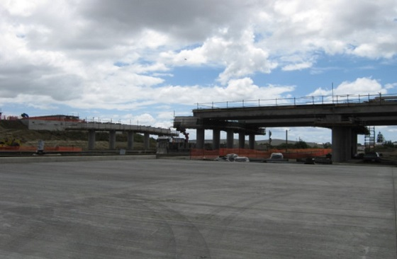 SH 20 Motorway Extension, Auckland