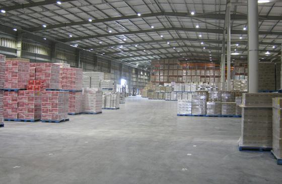 Cardinal Logistics Warehouse, Wiri, South Auckland