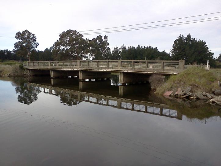 Bridge 44, Waldronville, Dunedin