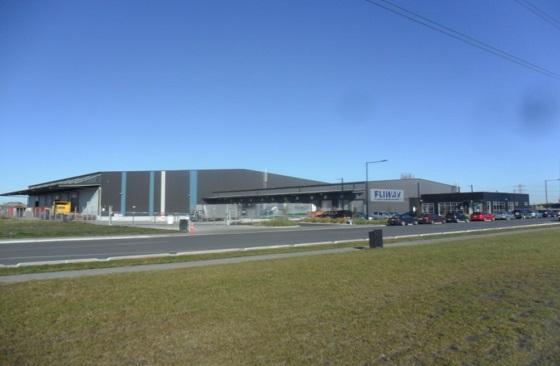 Fliway Transport, Sockbun, Christchurch