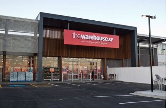The Warehouse Richmond, Queen Streen, Nelson