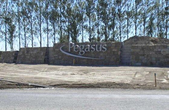 Pegasus Water Treatment Reservoir, North Canterbury