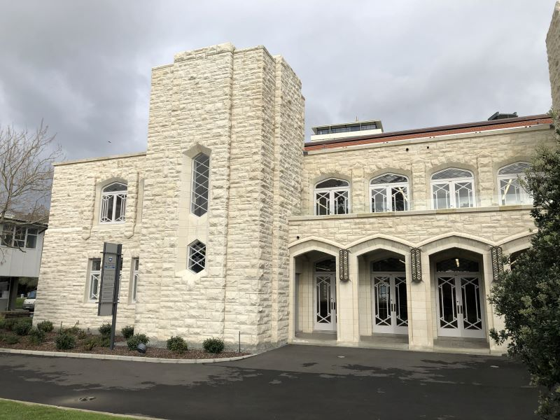 Old Arts Building gets a new lease of life